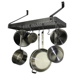 Industrial Pot Racks And Accessories by Enclume