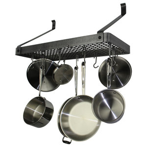 Utensil Bar Traditional Pot Racks And Accessories By