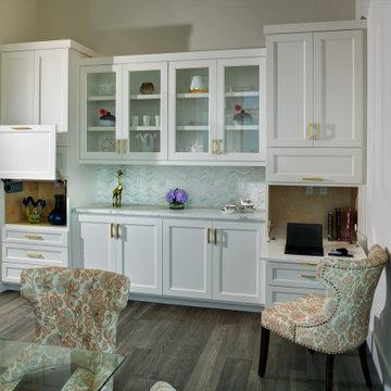 Folsom New construction dining room design 2