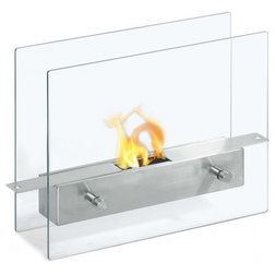 Contemporary Tabletop Fireplaces by Exotic Home Expo