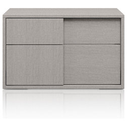 Contemporary Nightstands And Bedside Tables by HedgeApple
