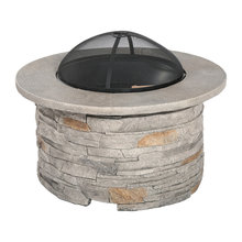 Sharon-fire pit