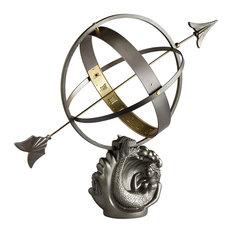 Mermaid Armillary Sundial