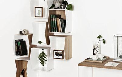 Bojkotta bokhyllan och låt dina favoritböcker bli en del av inredningen