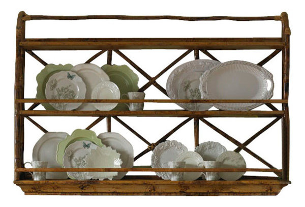 Wall Display/Plate Rack  sc 1 st  Houzz & Wall Display/Plate Rack - Farmhouse - Display And Wall Shelves - by ...
