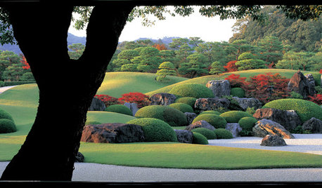 This Japanese Garden is a Piece of Art