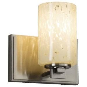 Justice Design Group FSN-8441-10-DROP-LED1-700 Fusion Bathroom Fixture Bathroom