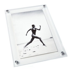 VETRO Stand-Off Modern Picture Frame