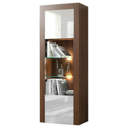 Contemporary Bookcases by Meble Furniture & Rugs