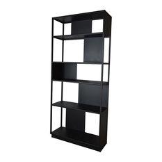 Arlequin Bookcase, Black