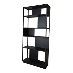 Arlequin Bookcase, Black