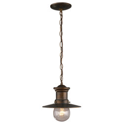 Farmhouse Outdoor Hanging Lights by House Lighting Design