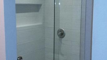 "Cardinal Skyline Series 3/8"" Shower"