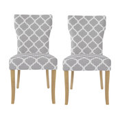Hugo Dining Chairs, Set of 2