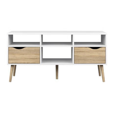 Diana Tv Stand With 2 Drawers