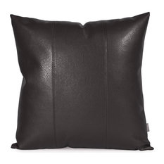 "Howard Elliott Avanti 20""x20"" Pillow, Black"