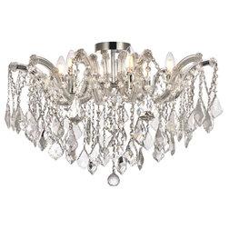 Traditional Flush-mount Ceiling Lighting by Elegant Furniture & Lighting