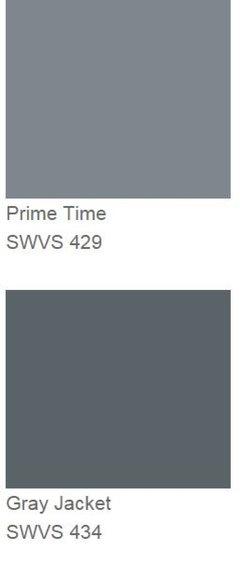 Painting Vinyl Siding w/Sherwin Williams Vinyl Safe