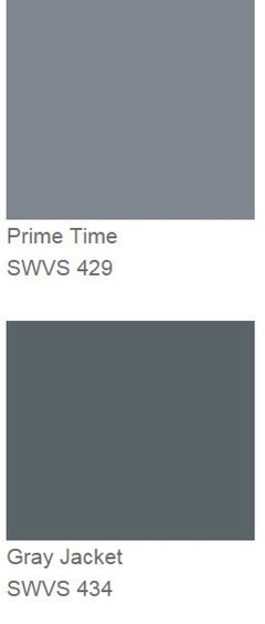 Painting vinyl siding w sherwin williams vinyl safe - Superpaint exterior acrylic latex paint ...