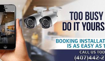 Security Camera installation in Orlando