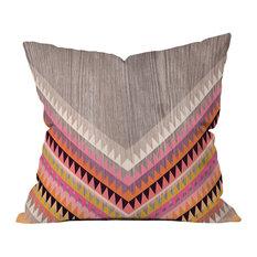 Deny Designs Iveta Abolina Boardwalk Outdoor Throw Pillow