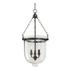 Sea Gull Lighting 3-Light Westminster Pendant