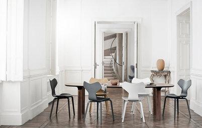 Portrait : Arne Jacobsen, une vision adoucie du fonctionnalisme