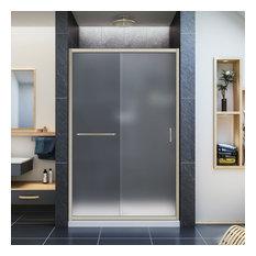 DreamLine SHDR-0948720-04-FR Infinity-Z Shower Door