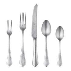 Cutlery Set 5-Piece Dolce Vita, Pewter