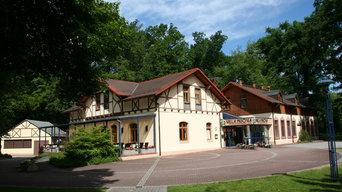 Umbau des ehemaligen Haus des Gastes in Bad Liebenwerda