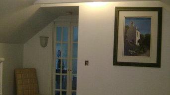 Bedroom Remodel With En Suite Bathroom