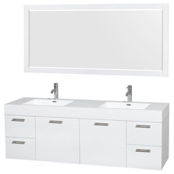 Modern Bathroom Vanities And Sink Consoles by Wyndham Collection