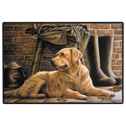Traditional Doormats by Fiddler's Elbow