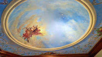 The Domed Ceiling Painting