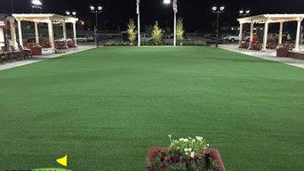 Artificial Greens & Lawns
