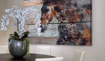 Highest-Rated Rustic and Reclaimed Wall Decor