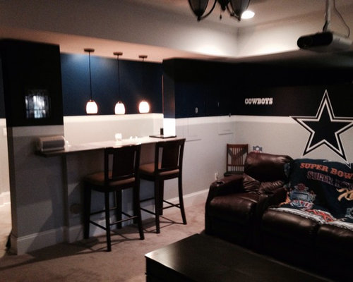 Dallas Cowboys Man Cave