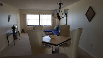 Harbour Light Towers Condo Staging