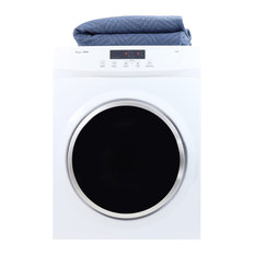 Conserv 3.5 Cu.Ft. Compact Standard Dryer with Refresh, SensorDry function