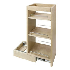 """Wall Cabinet Pullout, 5""""x10.5""""x24"""""""