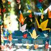 10 astuces déco aériennes à voler aux mariages