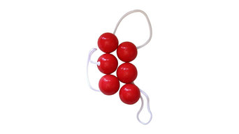 Bolaball Accessory Pack Balls, Red