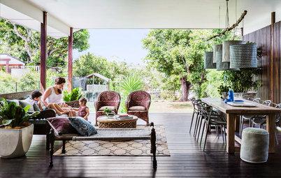 Best of the Week: Rooms With Indoor-Outdoor Flow