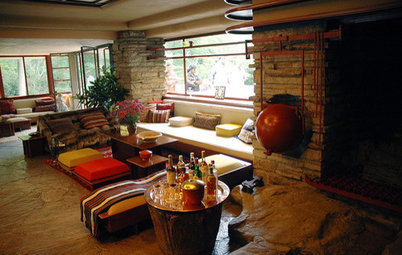 The Conversation Pit, from Fallingwater to the Present