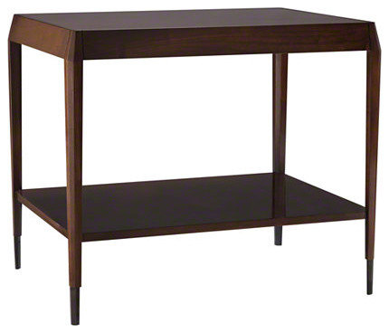 Croton Open Side Table   Bill Sofield   Baker Furniture   Side Tables And  End Tables