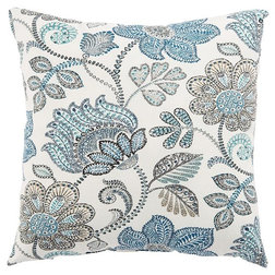 Farmhouse Outdoor Cushions And Pillows by Temerity Concepts