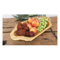 Food Safe Cocol Dough Bowl, Serving Platter