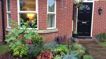 UK garden