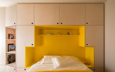 11 Brilliant Built-In Storage Ideas for Small Homes & Flats