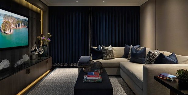 Home Theatre by Ray Norris Design